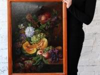 Копія голандського натюрморту 50х70 (олія)