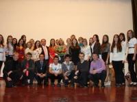 Концерт, присвячений Дню працівників освіти