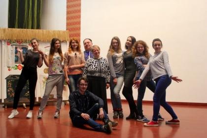 teatral komanda