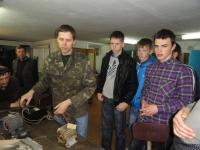 Урок-екскурсія на ПАТ «Хмельницькобленерго» та приватне підприємство з ремонту електродвигунів